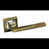 Изображение товара Раздельная дверная ручка Palidore А-220 Бронза