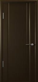 Изображение товара Межкомнатная ульяновская дверь Дворецкий Спектр-1 Венге глухая