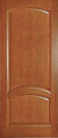 Изображение товара Межкомнатная ульяновская дверь Дворецкий Соло темный анегри глухая