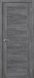 Изображение товара Межконатная дверь с эко шпоном el`PORTA Легно-21 Chalet Grasse глухая