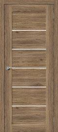 Изображение товара Межкомнатная дверь с эко шпоном Легно-22 Original Oak остекленная