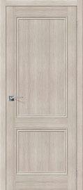 Изображение товара Межкомнатная дверь с эко шпоном Браво Стройгост 7-2 Антик Медь/М-11 (ИталОрех) глухая