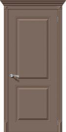 Изображение товара Межкомнатная эмалированная дверь Браво Блюз К-13 (Мокко) глухая
