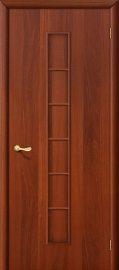 Изображение товара Межкомнатная ламинированная дверь Браво 2Г Л-11 (ИталОрех) глухая