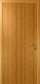 Изображение товара Межкомнатная гладкая дверь KAPELLI Classik миланский орех глухая