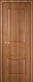 Изображение товара Межкомнатная дверь с эко шпоном Мариам Алекс Орех карамельный глухая