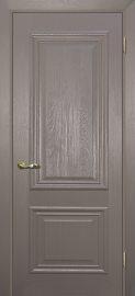 Изображение товара Межкомнатная дверь с ПВХ-пленкой Мариам Классик-1 Каменное дерево глухая