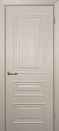Изображение товара Межкомнатная дверь с ПВХ-пленкой Мариам Классик-2 Бланжевое дерево глухая