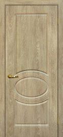 Изображение товара Межкомнатная дверь с ПВХ-пленкой Мариам Сиена 1 Дуб песочный глухая