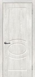 Изображение товара Межкомнатная дверь с ПВХ-пленкой Мариам Сиена 1 Дуб жемчужный глухая