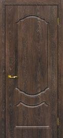 Изображение товара Межкомнатная дверь с ПВХ-пленкой Мариам Сиена 2 Дуб корица глухая