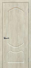 Изображение товара Межкомнатная дверь с ПВХ-пленкой Мариам Сиена 2 Дуб седой глухая