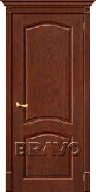 Изображение товара Межкомнатная дверь RIF-массив Vi LARIO Франческо Т-36 (Орех) глухая