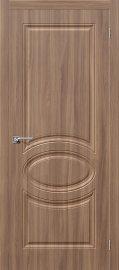 Изображение товара Межкомнатная дверь с ПВХ-пленкой Статус-20 (Шимо Темный) глухая