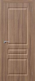 Изображение товара Межкомнатная дверь с ПВХ-пленкой Браво Статус-14 П-35 (Шимо Темный) глухая