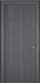 Изображение товара Межкомнатная ульяновская дверь Regidoors Trend Grigio (Ral 7015) глухая