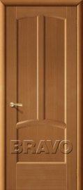 Изображение товара Межкомнатная дверь шпон файн-лайн  Vi LARIO Ветразь Ф-11 (Орех) глухая
