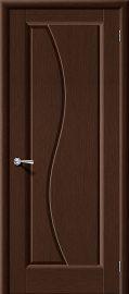 Изображение товара Межкомнатная дверь шпон файн-лайн Vi LARIO Руссо Ф-09 (Венге) глухая