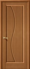 Изображение товара Межкомнатная дверь шпон файн-лайн  Vi LARIO Руссо Ф-11 (Орех) глухая