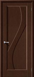 Изображение товара Межкомнатная дверь шпон файн-лайн  Vi LARIO Сандро Ф-09 (Венге) глухая