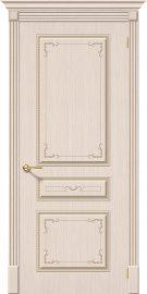 Изображение товара Межкомнатная дверь шпон файн-лайн Браво Классика Ф-20 (БелДуб) глухая