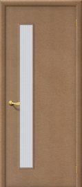 Изображение товара Строительная дверь  Браво Гост ПО-1 МДФ остекленная