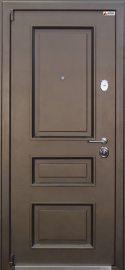 Изображение товара Входная дверь ARMA Чикаго Муар темно-коричневый