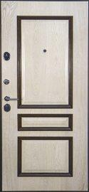 Дополнительное изображение товара Входная дверь ARMA Чикаго Муар темно-коричневый
