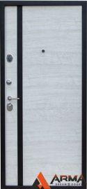 Дополнительное изображение товара Входная дверь ARMA Авант Муар Черный