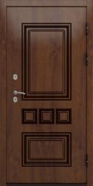 Изображение товара Входная дверь Luxor Аура винорит белый