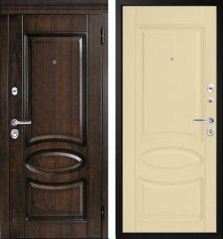 Изображение товара Входная дверь МетаЛюкс М 71/7 с капителью