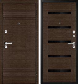 Изображение товара Входная дверь МетаЛюкс М 16 с капителью