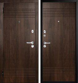 Изображение товара Входная дверь МетаЛюкс М 37 с капителью