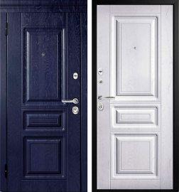 Изображение товара Входная дверь МетаЛюкс М600 с капителью