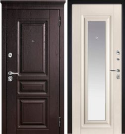 Изображение товара Входная дверь МетаЛюкс М601z с капителью