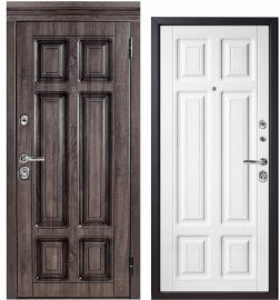 Изображение товара Входная дверь МетаЛюкс М706/3  с капителью