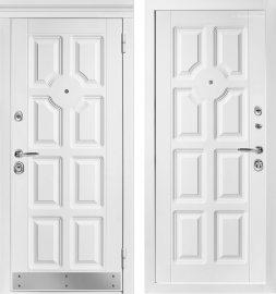 Изображение товара Входная дверь МетаЛюкс М707  с капителью