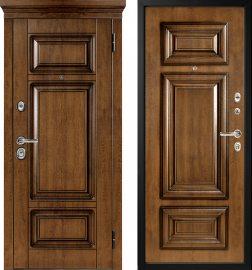 Изображение товара Входная дверь МетаЛюкс М708 с капителью