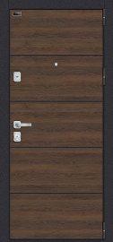 Изображение товара Входная дверь Porta M П50.Л22 Tobacco Greatwood/White Softwood глухая