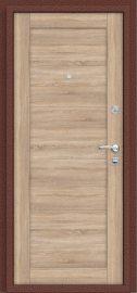 Дополнительное изображение товара Входная дверь Porta R 104.П21 антик медь/light sonoma