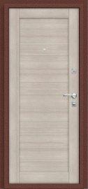 Дополнительное изображение товара Входная дверь Porta R 104.П21 антик медь/cappuccino veralinga