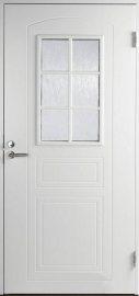 Изображение товара Входная дверь Jeld-Wen Basic B0020 белая