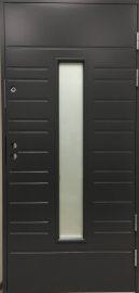 Изображение товара Входная дверь Jeld-Wen Function F1896 W28 ARCTIC темно-серая