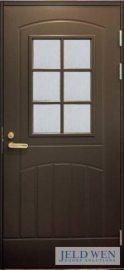 Изображение товара Входная дверь Jeld-Wen Function F2000 W71 коричневый