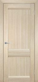 Изображение товара Межкомнатная дверь с эко шпоном Мариам Техно 701 Капучино глухая