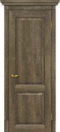 Изображение товара Межкомнатная дверь с эко шпоном Мариам Тоскана - 1 Бруно глухая
