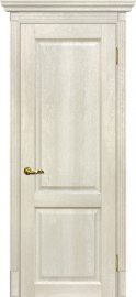 Изображение товара Межкомнатная дверь с эко шпоном Мариам Тоскана - 1 Бьянко глухая