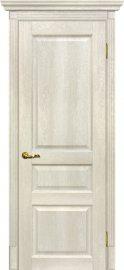 Изображение товара Межкомнатная дверь с эко шпоном Мариам Тоскана - 2 Бьянко глухая