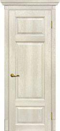 Изображение товара Межкомнатная дверь с эко шпоном Мариам Тоскана - 3 Бьянко глухая