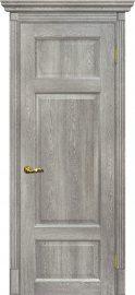 Изображение товара Межкомнатная дверь с эко шпоном Мариам Тоскана - 3 Чиаро гриджио глухая